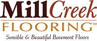 MillCreek basement flooring