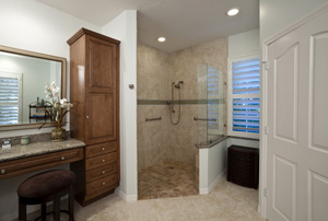 bathroom remodeling in Greater Columbia