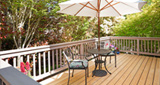 Deck & patio design in Columbia, MD