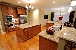 custom kitchen design in Columbia, MD