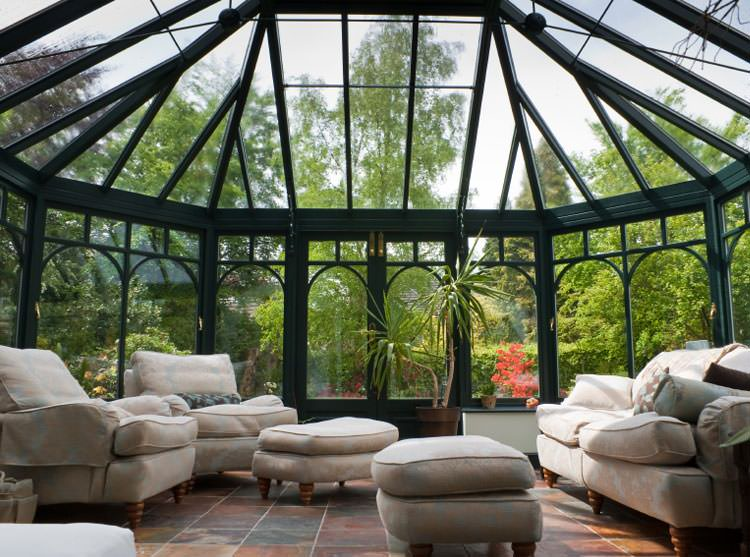 Sunroom additions by maryland remodelers contractors for Cost of solarium